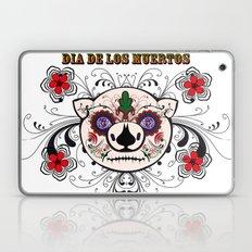 Berto: Dia de los muertos (Day of the dead) Laptop & iPad Skin