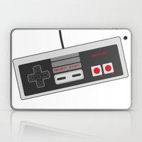 Nintendo NES Game Controller Laptop & iPad Skin