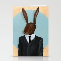 David Lynch | Rabbit Stationery Cards