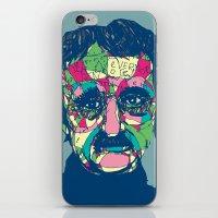 Edgar Allan Poe 1809 - 1849 iPhone & iPod Skin