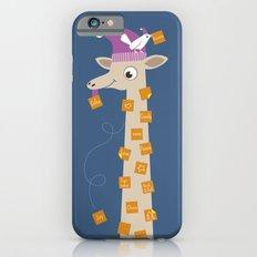 Note Giraffe Slim Case iPhone 6s