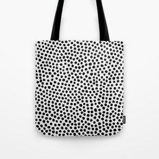 Dots Pattern Tote Bag