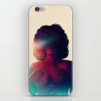 Stardust iPhone & iPod Skin