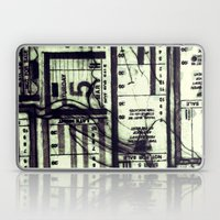 Muni Breaks Mixed Media … Laptop & iPad Skin