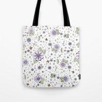 Violetas Tote Bag