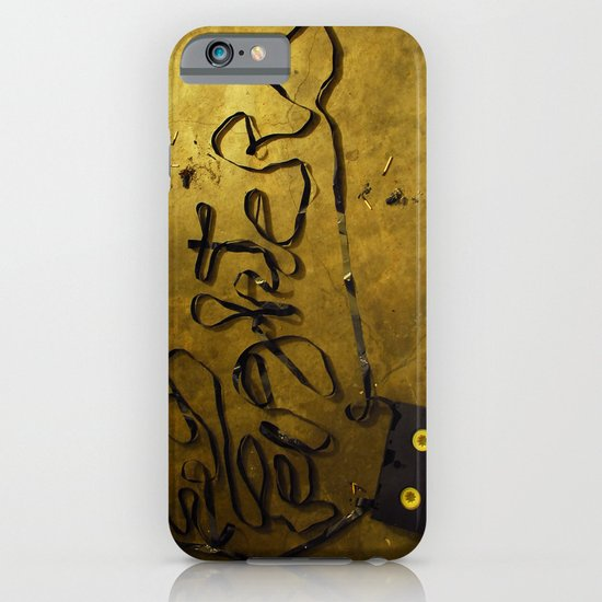 """Wasting Light"" by Cap Blackard iPhone & iPod Case"