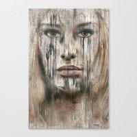 Alte Gedanken ! Canvas Print