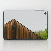 Cabin Season iPad Case