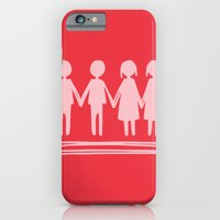 iPhone & iPod Case featuring Equality Love by MaJoBV