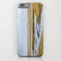 Low Tide Salt Marsh At O… iPhone 6 Slim Case