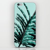 Leaves 2 Geometry iPhone & iPod Skin