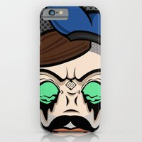 iPhone & iPod Case featuring Donald Boy by illustrationsbynina