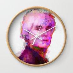 Andy Warhol Wall Clock