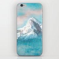 MOUNTAIN SCAPES   Watzmann iPhone & iPod Skin
