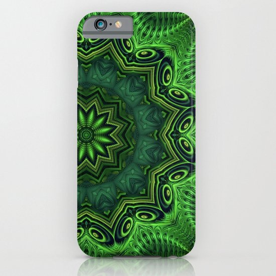 Harmony in Green iPhone & iPod Case