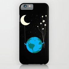 Under the moon and stars iPhone 6 Slim Case