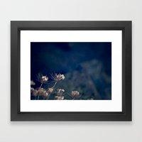 Waltz Of The Flowers Framed Art Print