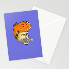 Donald Duct Stationery Cards