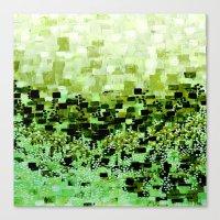 :: Jungle Compote :: Canvas Print