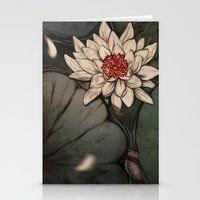 Lotus 2.0 Stationery Cards