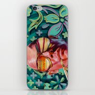 iPhone & iPod Skin featuring Bad Trip by Jared Yamahata
