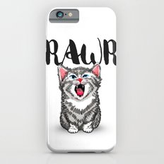 Little Pal, Big Roar Slim Case iPhone 6s
