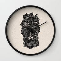 - my uncle - Wall Clock