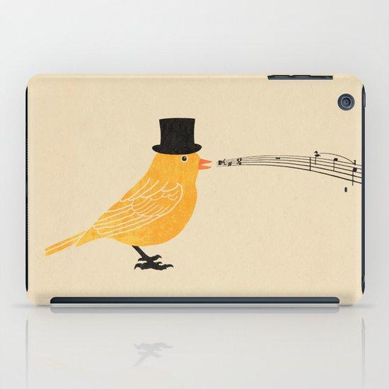 Classical Canary  iPad Case