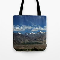The Stok View... Tote Bag