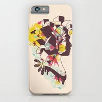 iPhone Cases featuring Overcrowded Memory by Norman Duenas