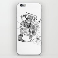 A One-Man Band's Dream (… iPhone & iPod Skin