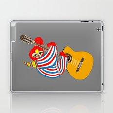 Bowie Sloth Vintage Guitar Laptop & iPad Skin