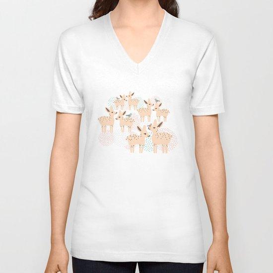 Titityy V-neck T-shirt