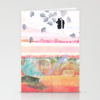 Only Foundations Remain Stationery Cards