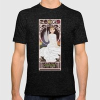 Childlike Empress Nouveau - Neverending Story Mens Fitted Tee Tri-Black SMALL