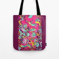 Party On! Tote Bag