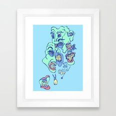Teefers  Framed Art Print