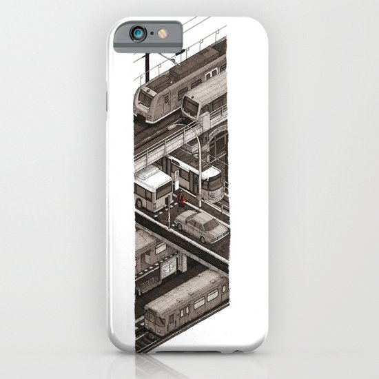 Bahn iPhone & iPod Case