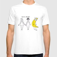 Beautiful Body Shapes Mens Fitted Tee White SMALL