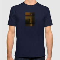 Metaphysical Mens Fitted Tee Navy SMALL
