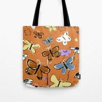 Butterflies Butterflies Tote Bag