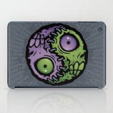 Zombie Yin-Yang iPad Case