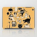 Cat Menagerie iPad Case