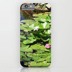 Lily Pond iPhone 6 Slim Case