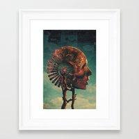 Reactivate Framed Art Print