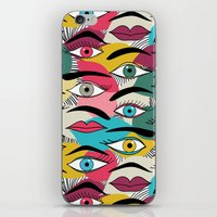 Eye, EyeBrow iPhone & iPod Skin