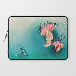 Laptop Sleeve - Jellyfish tangling - /CAM