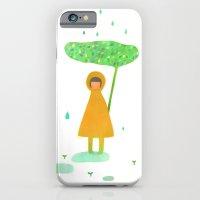 Spring rain iPhone 6 Slim Case