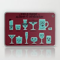 Field Guide To Alcoholic… Laptop & iPad Skin