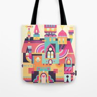 Structura 6 Tote Bag